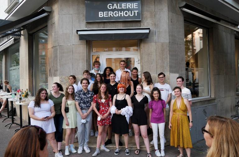 Read more about the article Schillerschüler*innen in der Galerie Berghout